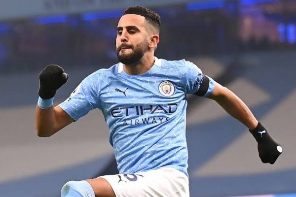 Mahrez insists his team is still strong despite the charity shield. Manchester City winger Riyad Mahrez has stressed that losing the Community Shield won't cost everyone a life.