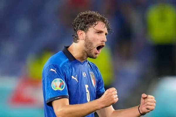 Juventus are planning a medical with Sassuolo midfielder Manuel Locatelli