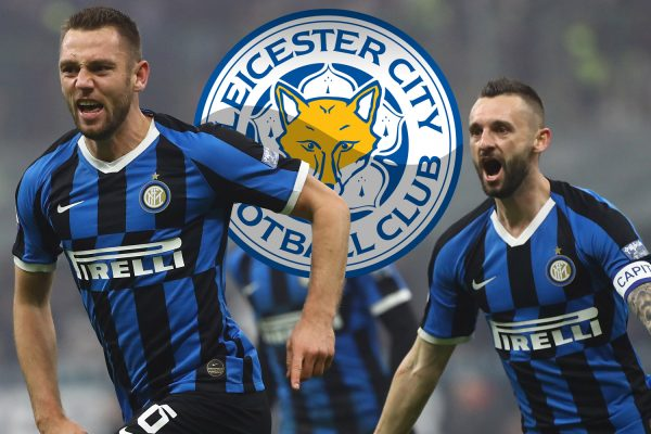Leicester are hoping to bring Inter Milan duo Marcelo Brozovic and Stefan de Fry this month.