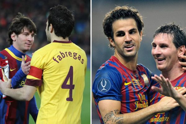 Cesc Fabregas has warned Messi his grown-up friends not to underestimate their coming to French Ligue 1 with Paris Saint-Germain.