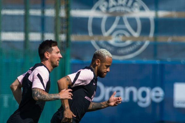 Lionel Messi is not yet ready for the game against Brest